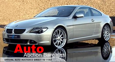 Auto Auction Bargains
